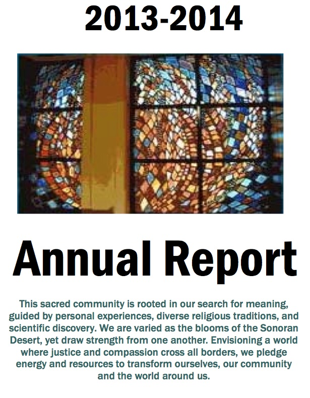 Cover of 2014 Annual Report